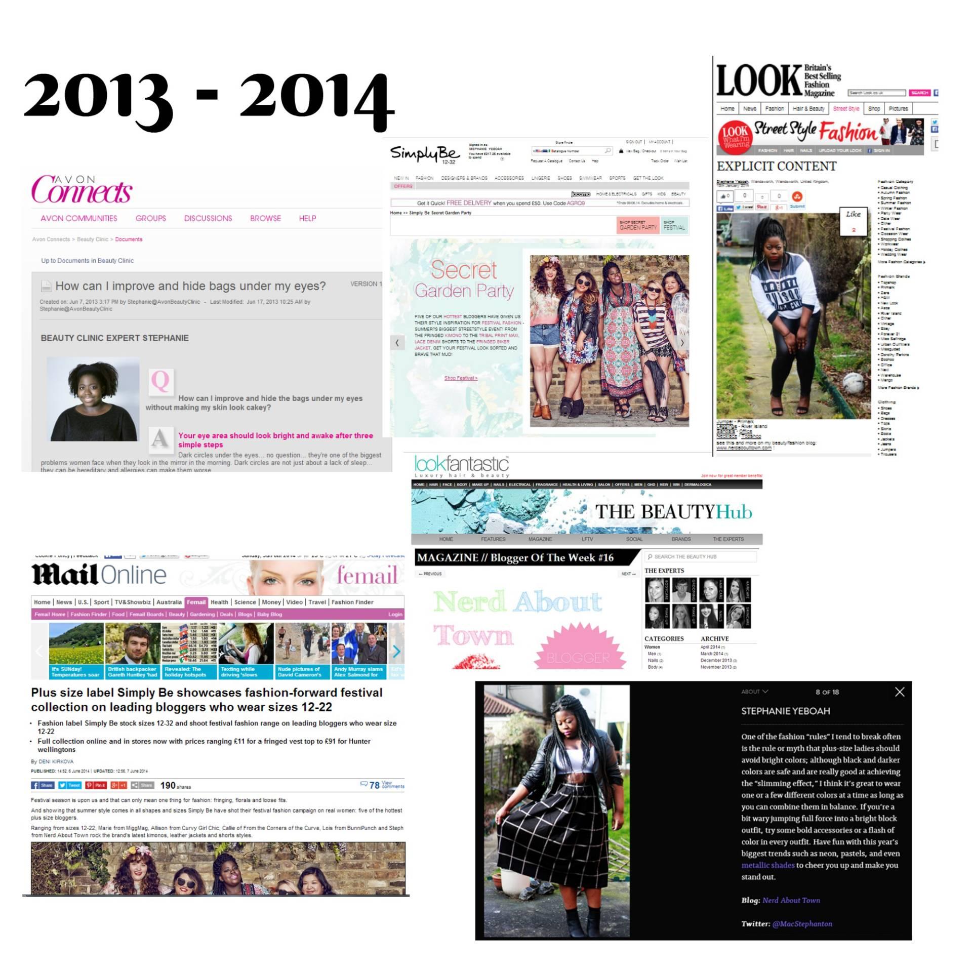2013 2014 Press
