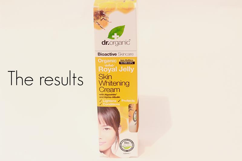 Dr_Organic_Whiitening_Cream_Results