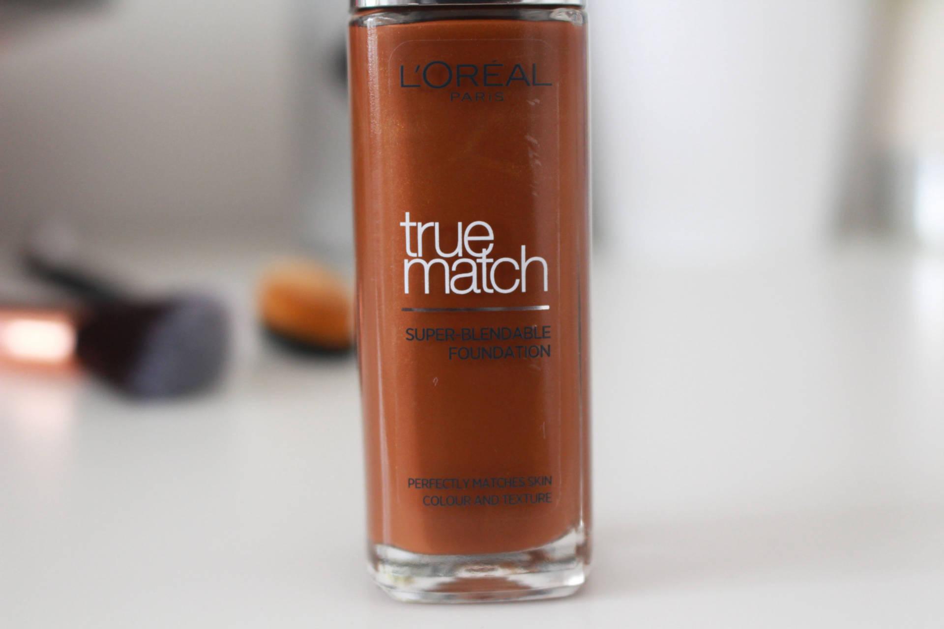 loreal true Match Foundation 2