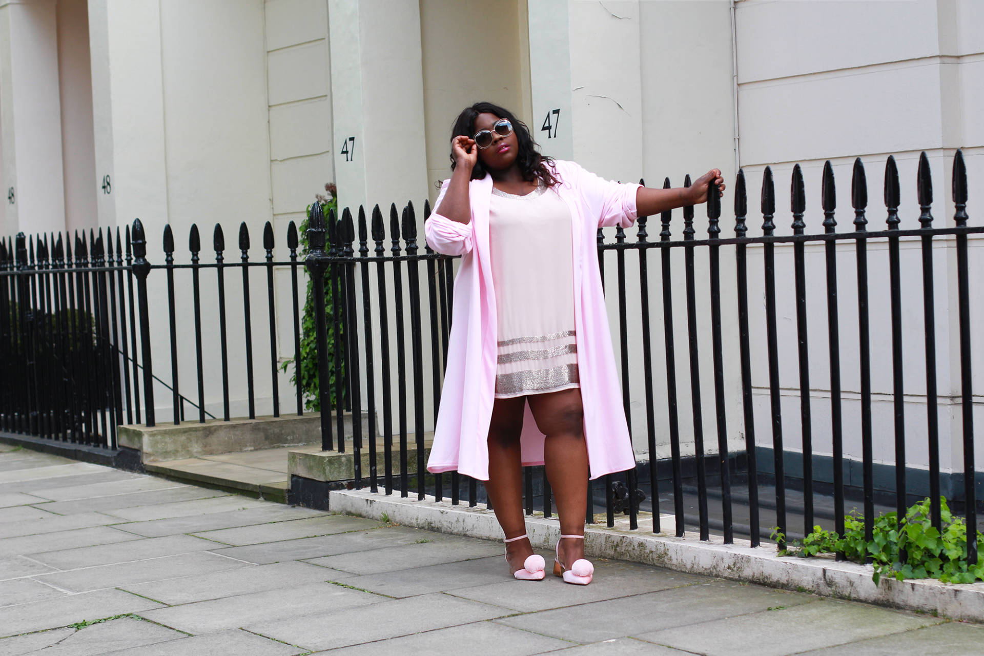 millennial pink with navabi 3