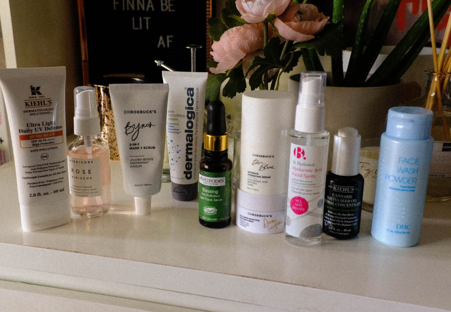 Summer skincare edit